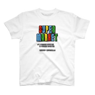 スーパーマーケット T-shirts