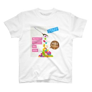 2020スタッフTシャツ① T-shirts