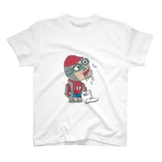 もうのめましぇん T-shirts