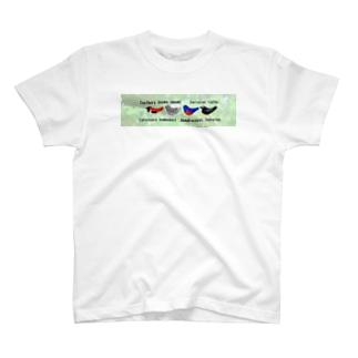 奄美の鳥たち四重奏♪ T-shirts