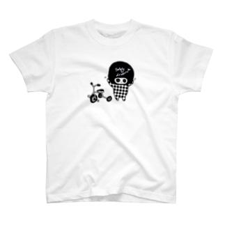 安全運転ドライバーのアカシ T-shirts
