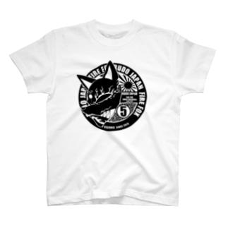 RUDO JAPAN 火狐 T-shirts
