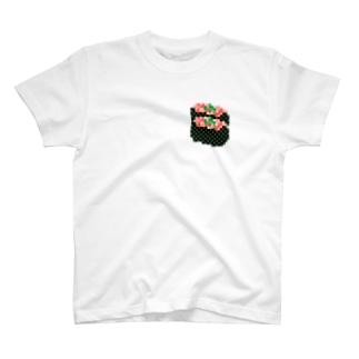 お寿司・ネギトロ(軍艦) T-shirts