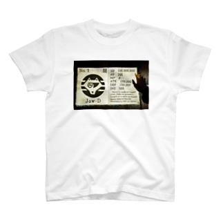 図鑑No. 1 Jow-D T-shirt T-shirts