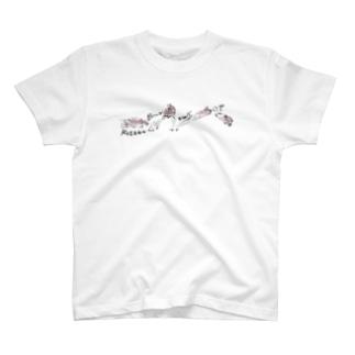 ドゥルルビャーン T-shirts