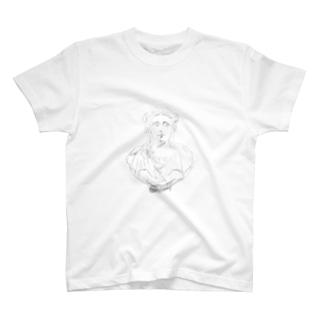 は°᷉のパジャント T-shirts