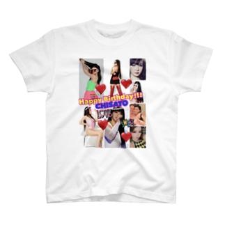 ちさと誕生日29 T-shirts