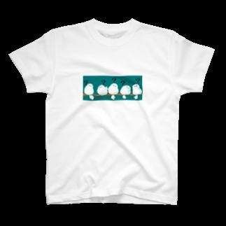 未完屋の????? T-shirts