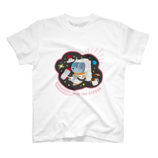 コーヒーとの遭遇 T-shirts