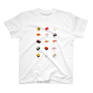 寿司ーsushiー T-shirts