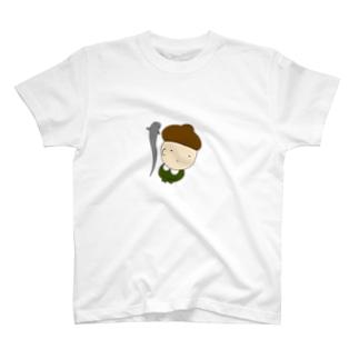 どんぐりさん T-shirts
