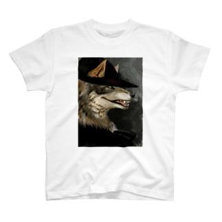 チョイワル狼 T-shirts