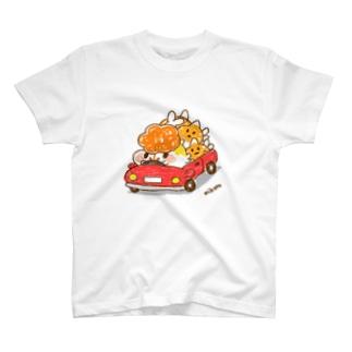 どらいぶ T-shirts