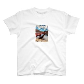 綺麗な風景 T-shirts