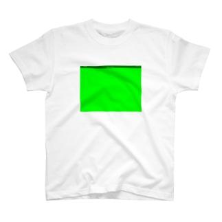 グリーンバック T-shirts