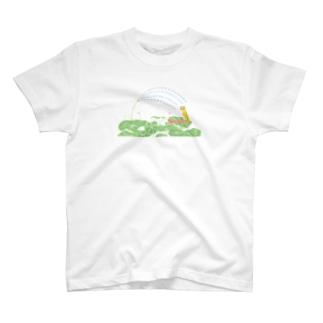 はすかえる T-shirts