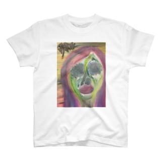 美人画 T-shirts