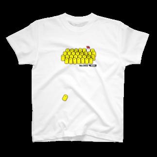 ミミタンのぽろぽろひよこ(?) T-shirts