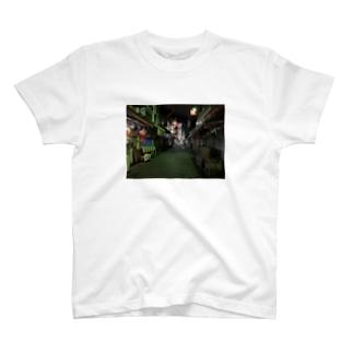 上野1 T-shirts