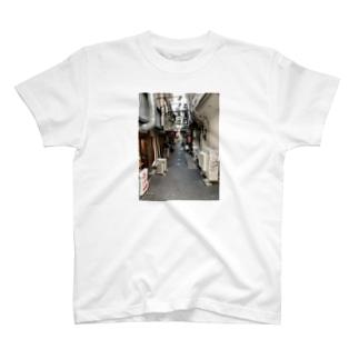大井町 T-shirts