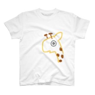 キリンさん T-shirts