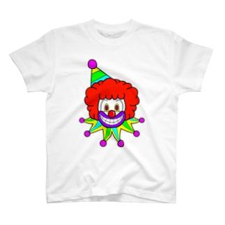 スマイルピエロ T-shirts