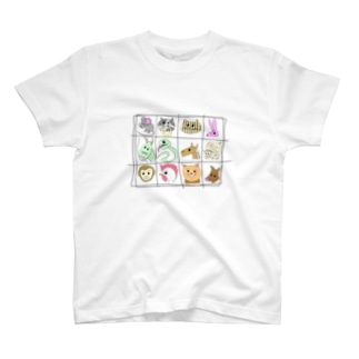 十二支 T-shirts
