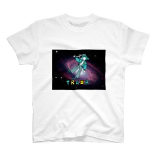 TRASH T-shirts