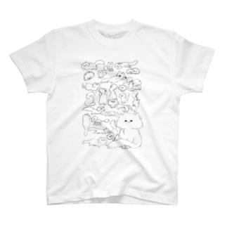 チンチラねこ T-shirts