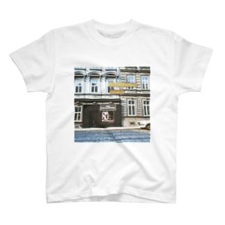 オーストリア:木工所 Austria: Woodwork T-shirts