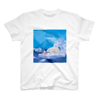 ぼくんちのくま T-shirts