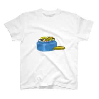 のり弁当 T-shirts