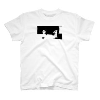 衛兵交代式 T-shirts