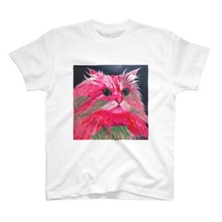 Rhodonite Cat(ロードナイト キャット) T-shirts
