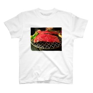 焼き肉 T-shirts