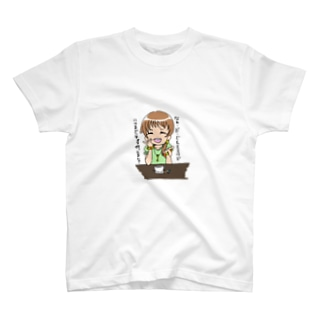 毒舌少女3 T-shirts