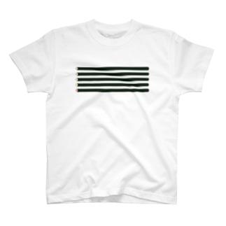 お寿司・巻物 T-shirts