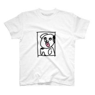 クソいぬ T-shirts