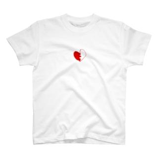 ぶれいきんはーと T-shirts