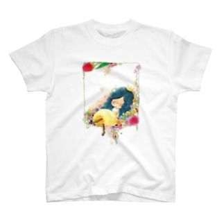 花籠 T-shirts