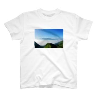 ラピュタの道 T-shirts