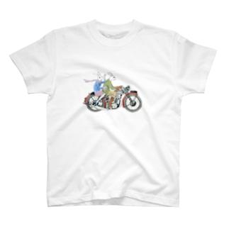 行こうぜ! T-shirts