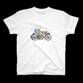 jicchiの行こうぜ! T-shirts