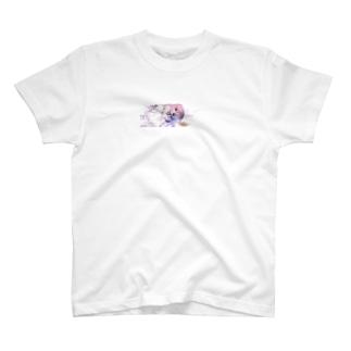 リラックスプリンセス T-shirts