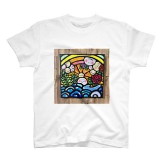 ミカンっぽい T-shirts