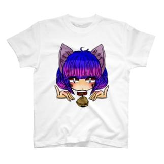 ねこねこんこん Tシャツ
