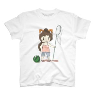 めいどいんえれす0002 たいぷA T-shirts