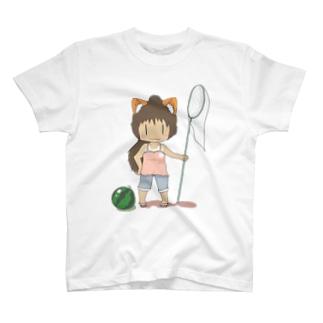 めいどいんえれす0002 たいぷB T-shirts