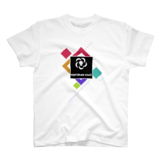 performer EGAOグッズ T-shirts