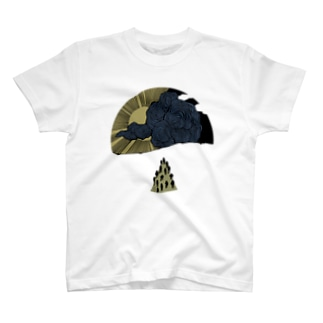 海をめざして(カラー) T-shirts